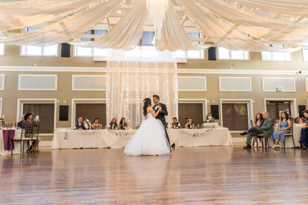 first dance bride and groom